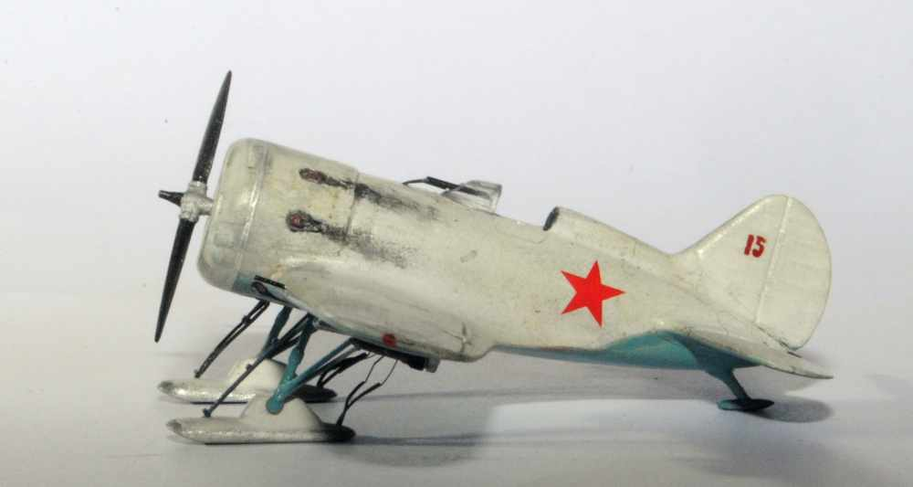 Polikarpov I-16. Du proto au I-185. P&J, Amodel, ICM , ArtModel , Eastern Express MSD 1/72.  - Page 2 Cgski10