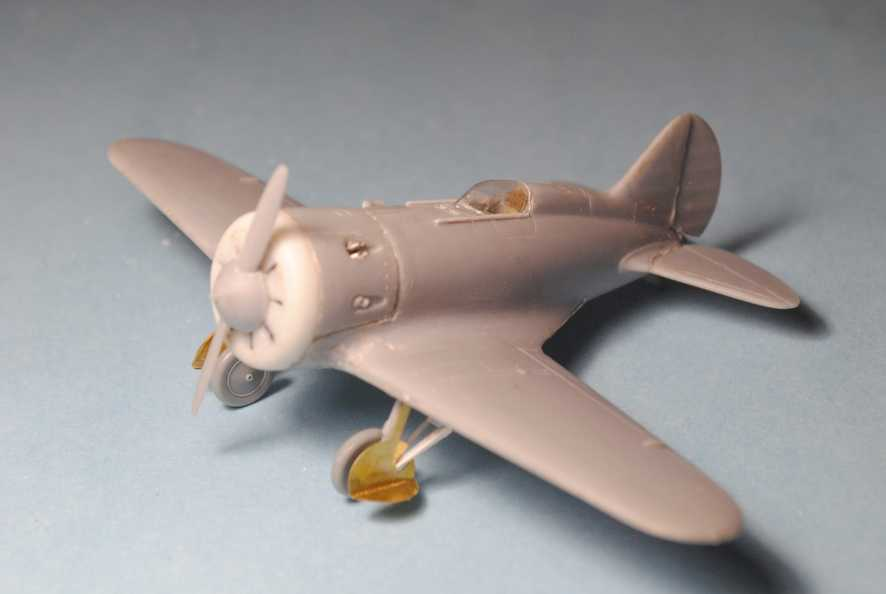 Polikarpov I-16. Du proto au I-185. P&J, Amodel, ICM , ArtModel , Eastern Express MSD 1/72.  - Page 2 Chinoi10