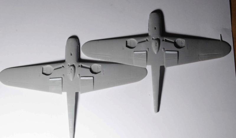 [Heller] Messerschmitt Me 109 K-4 ----- F I N I ----- Cr109-14