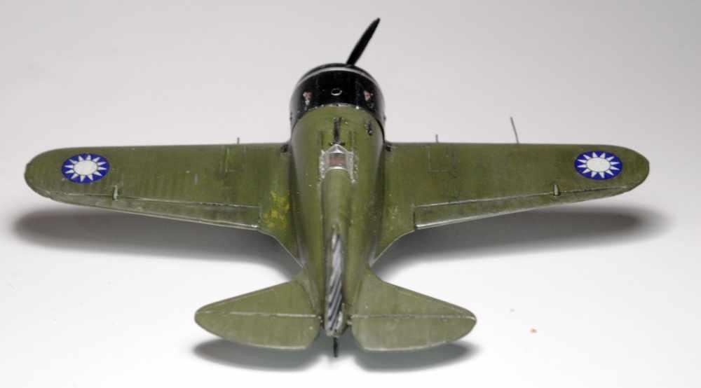 Polikarpov I-16. Du proto au I-185. P&J, Amodel, ICM , ArtModel , Eastern Express MSD 1/72.  - Page 2 Fini-013