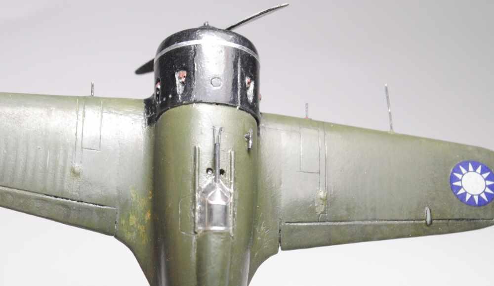 Polikarpov I-16. Du proto au I-185. P&J, Amodel, ICM , ArtModel , Eastern Express MSD 1/72.  - Page 2 Fini-015