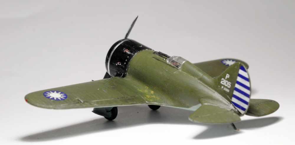 Polikarpov I-16. Du proto au I-185. P&J, Amodel, ICM , ArtModel , Eastern Express MSD 1/72.  - Page 2 Fini-017