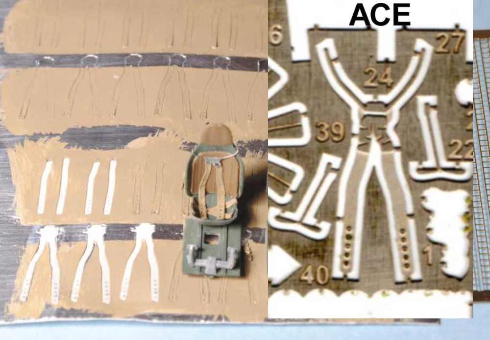 Polikarpov I-16. Du proto au I-185. P&J, Amodel, ICM , ArtModel , Eastern Express MSD 1/72.  - Page 2 Harnai12