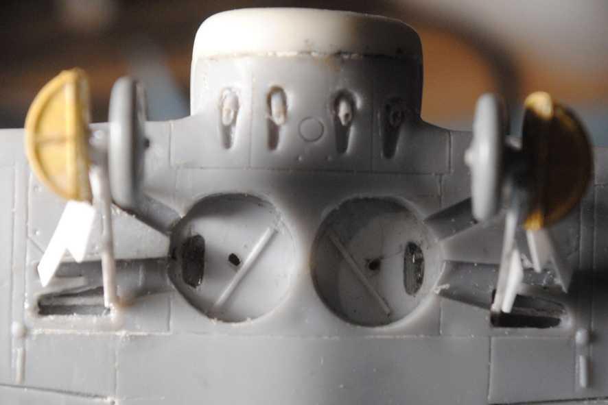 Polikarpov I-16. Du proto au I-185. P&J, Amodel, ICM , ArtModel , Eastern Express MSD 1/72.  - Page 2 Puits10