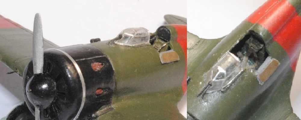 Polikarpov I-16. Du proto au I-185. P&J, Amodel, ICM , ArtModel , Eastern Express MSD 1/72.  - Page 2 Siege211