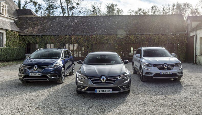 Nouvelles motorisations sur le haut de gamme Renault. 2018-n10