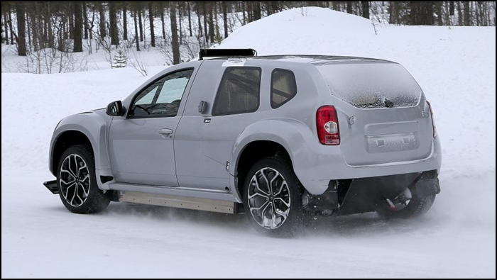 Forum Duster Dacia 4X4 SUV : Forum Duster'n co. - Portail Duster18