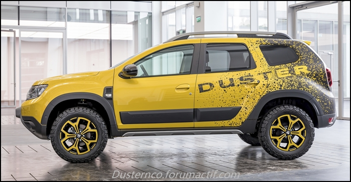 Forum Duster Dacia 4X4 SUV : Forum Duster'n co. - Portail Duster19