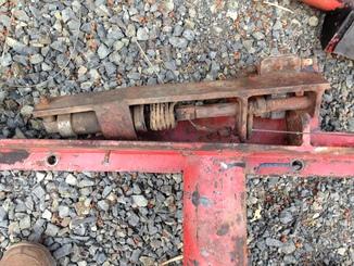 Remise en état des équipements forestiers Werner pour 406. Motor_10