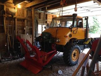 Remise en état des équipements forestiers Werner pour 406. Polter12