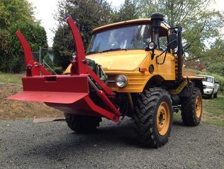 Remise en état des équipements forestiers Werner pour 406. Polter13