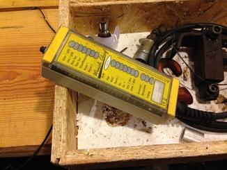 Remise en état des équipements forestiers Werner pour 406. Radio_10