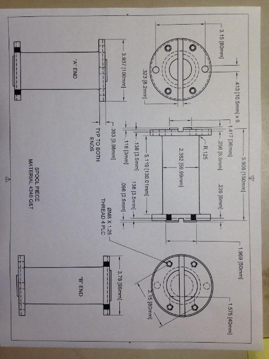 Adaptateur de prise de force Werner M62. Resize15