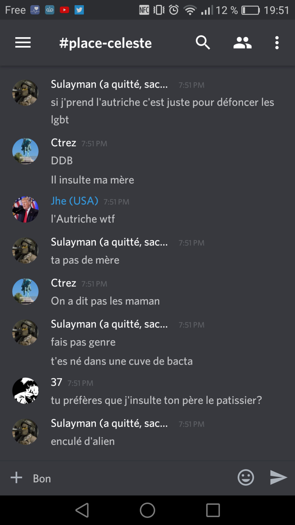 [plainte] insulte de 37 Screen11