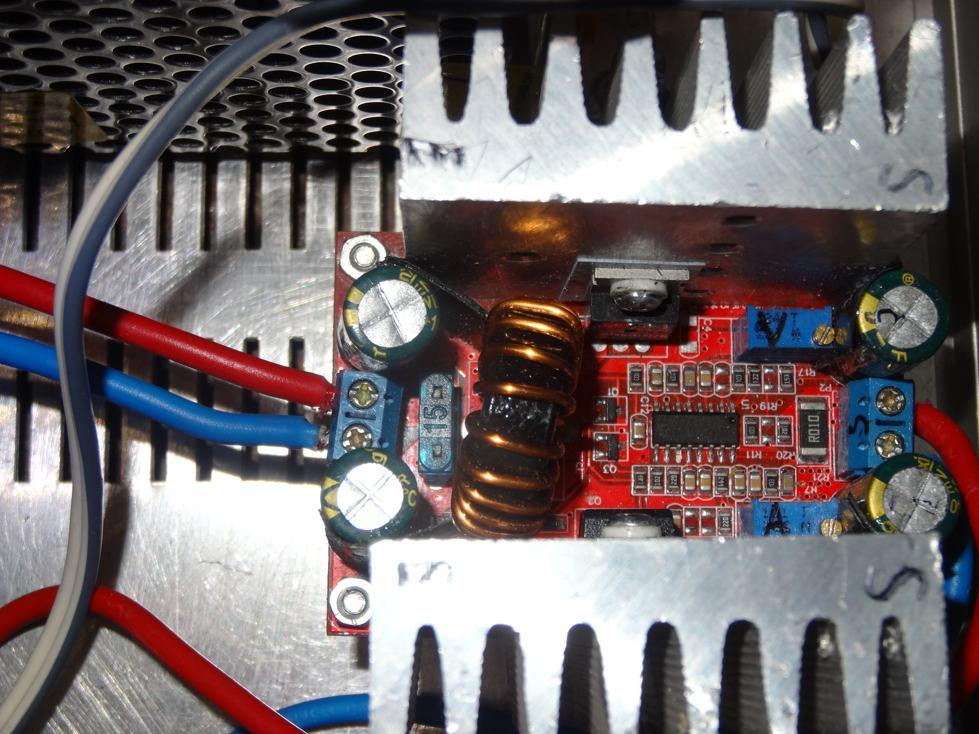 Remolque solar y motorizado. 0110