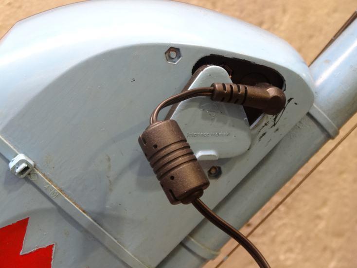 Remolque solar y motorizado. 0610