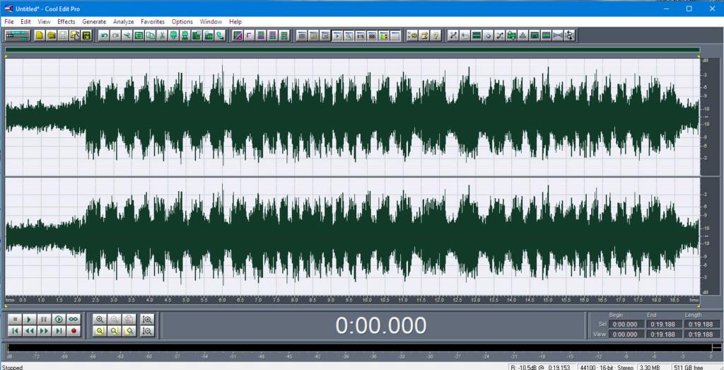 Cargador Ruido Eléctrico (audio inside) Sin_tz20