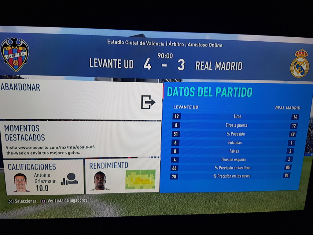 Amistoso Levante 4 - 3 Real Madrid, 08/01/2019 15469610