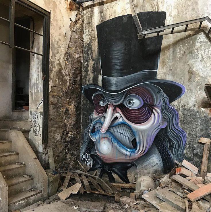 Arte callejero.  - Página 24 33710
