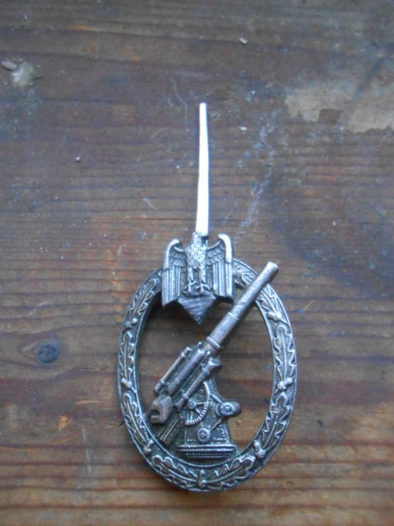 heer badge artillerie , dezanifier  Dscn1124