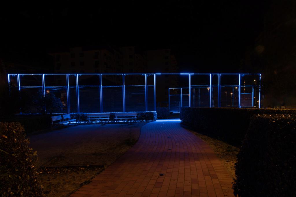 [Architecture et Graphisme] Nuit bleuté 268a1110