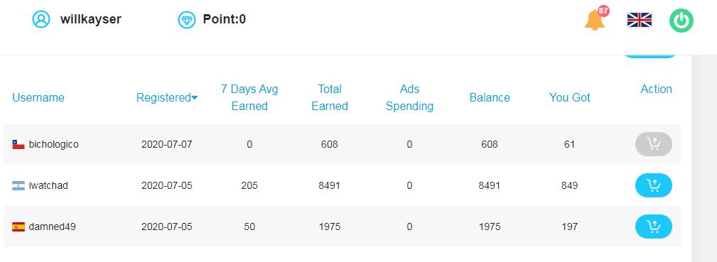 [PAGANDO] COINPAYU- SURF ADS, VIDEOS y Tasks, REFBACK 80% Mínimo de retiro 5 mil Satoshis - PAG Nº 1 Lista_12