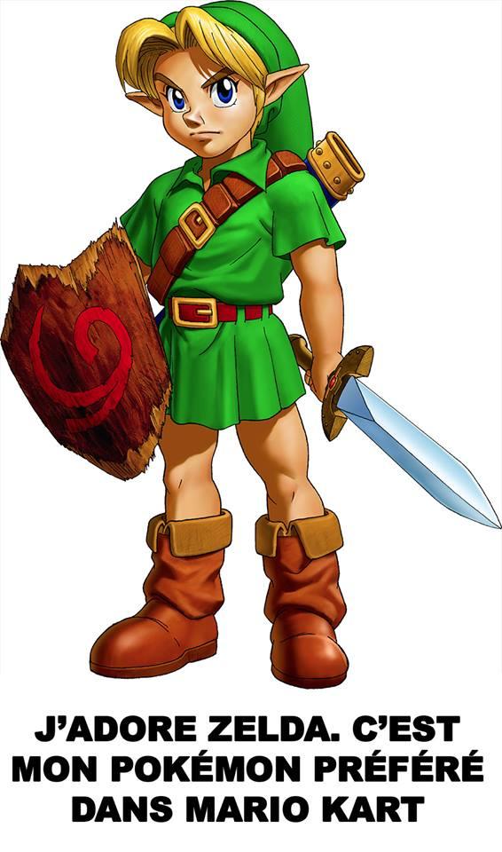 Topicaflood : trolls, viendez HS ! - Page 10 Zelda10