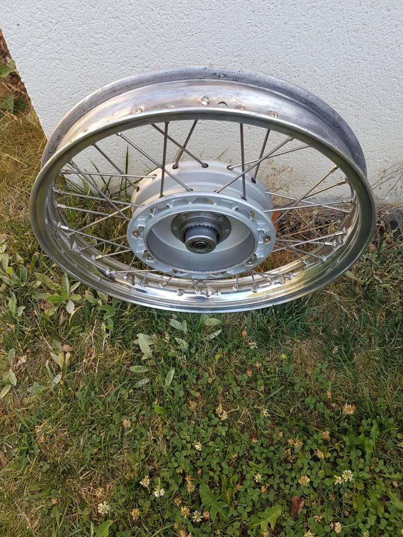Restaurer une roue de R27 20180920