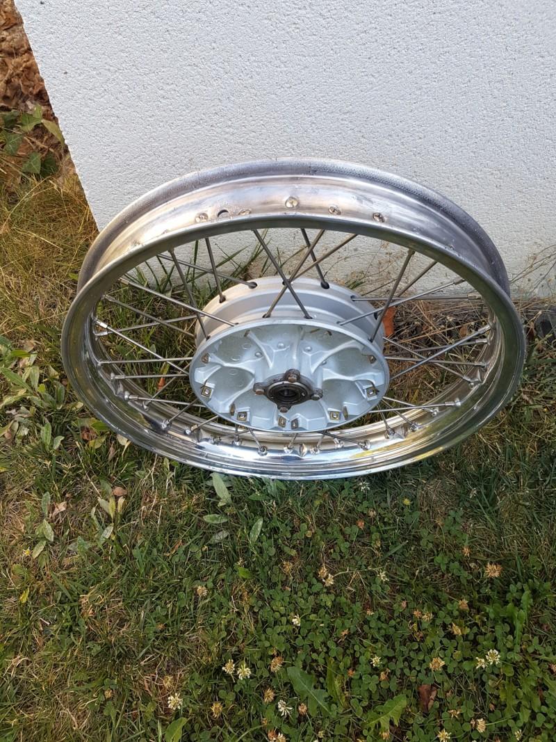 Restaurer une roue de R27 20180921