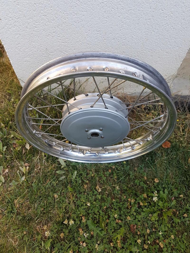 Restaurer une roue de R27 20180923