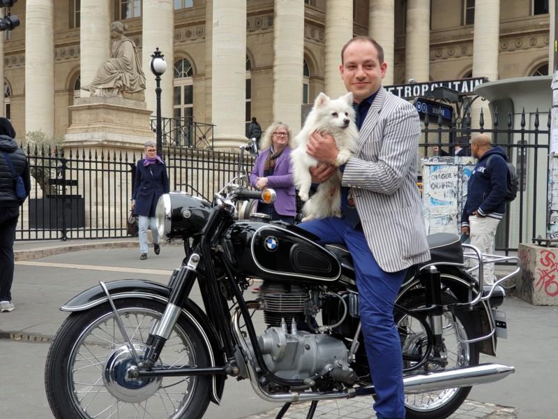 Photos de vous et de votre moto devant ....un château  - Page 18 20190423