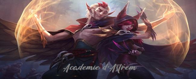 L'académie d'Astrem
