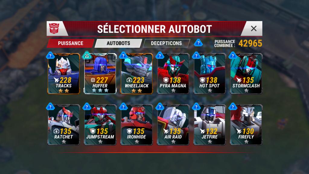 Mes Bots du 1 au 4☆ Screen18