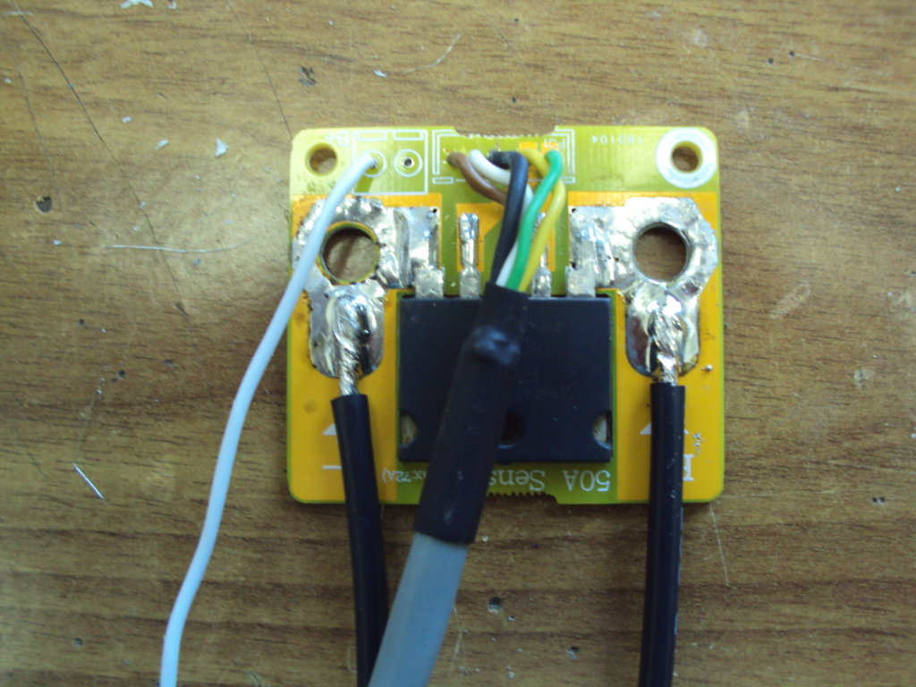 Proyecto de integración de una nueva batería. Dsc02013
