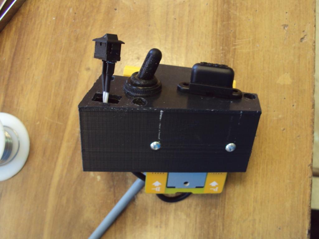 Proyecto de integración de una nueva batería. Dsc02014