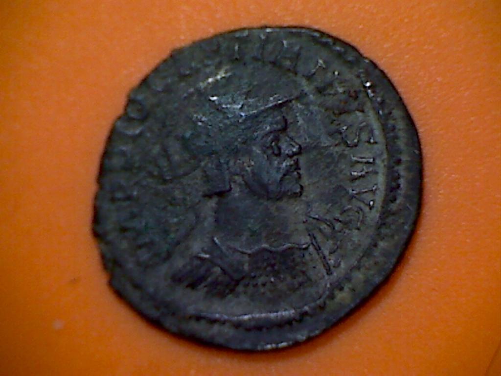 Aureliano de Diocleciano. SALVS AVGG. Lyon 12a11