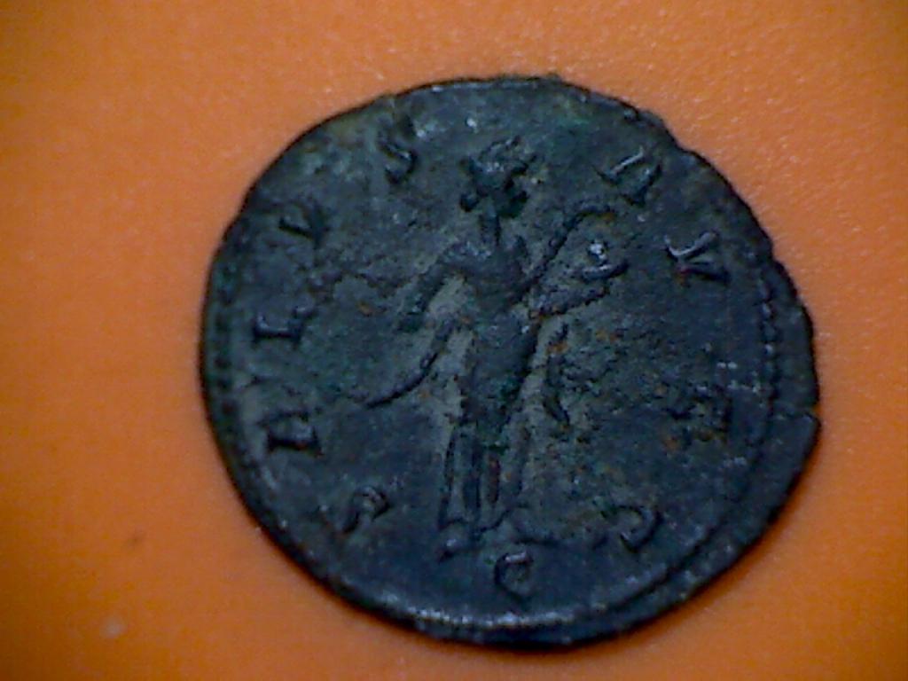 Aureliano de Diocleciano. SALVS AVGG. Lyon 12b11
