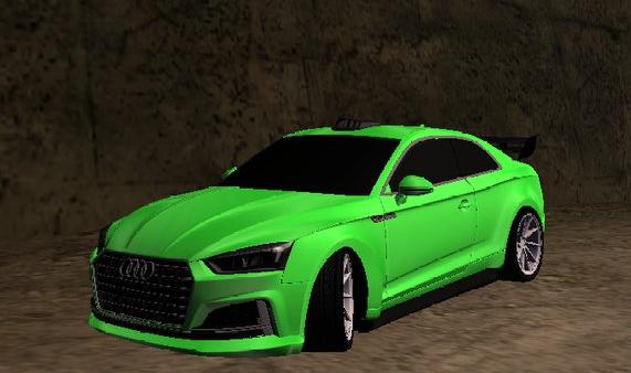 Audi S5 2017 Tuning Audi110
