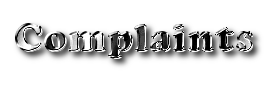 Template for sending complaints Compla10