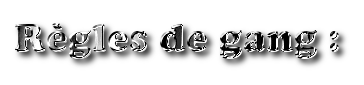 Règlement du Mode Libre - Serveur Fun Rzogle21
