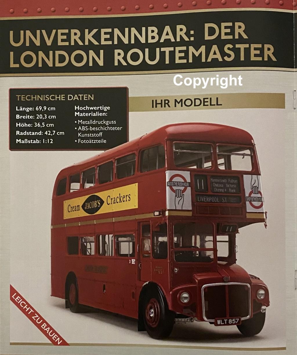 Routemaster RM857 von Hachette in 1/12 00010