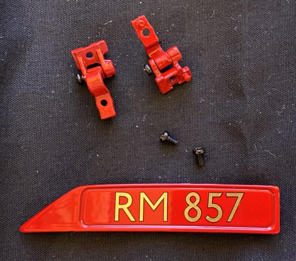 Routemaster RM857 von Hachette in 1/12 00811