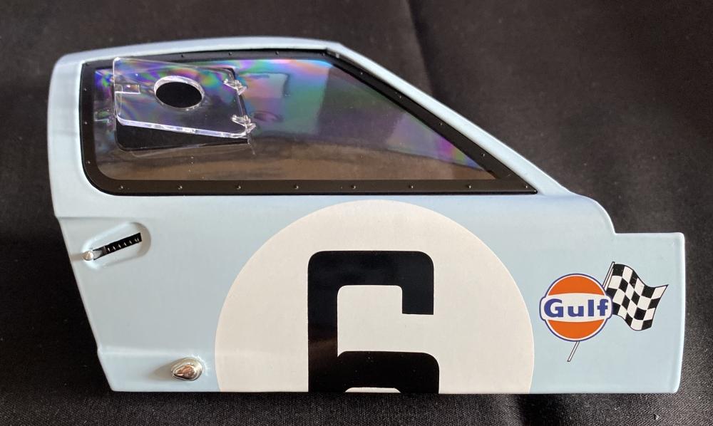 Ford GT / DeAgostini, 1:8 04510