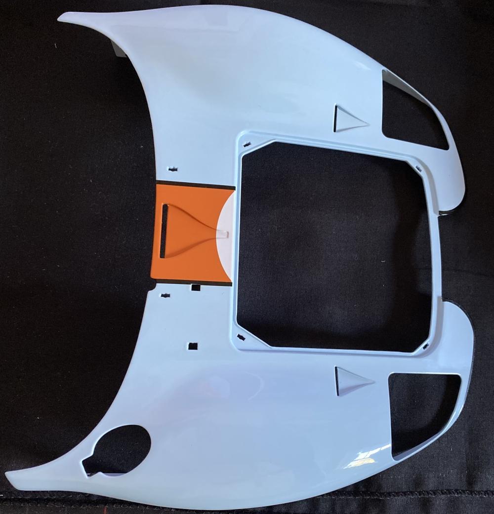 Ford GT / DeAgostini, 1:8 - Seite 2 05110