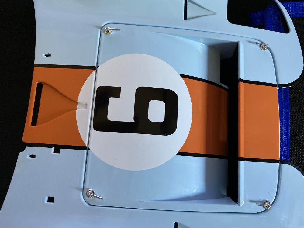 Ford GT / DeAgostini, 1:8 - Seite 2 05310