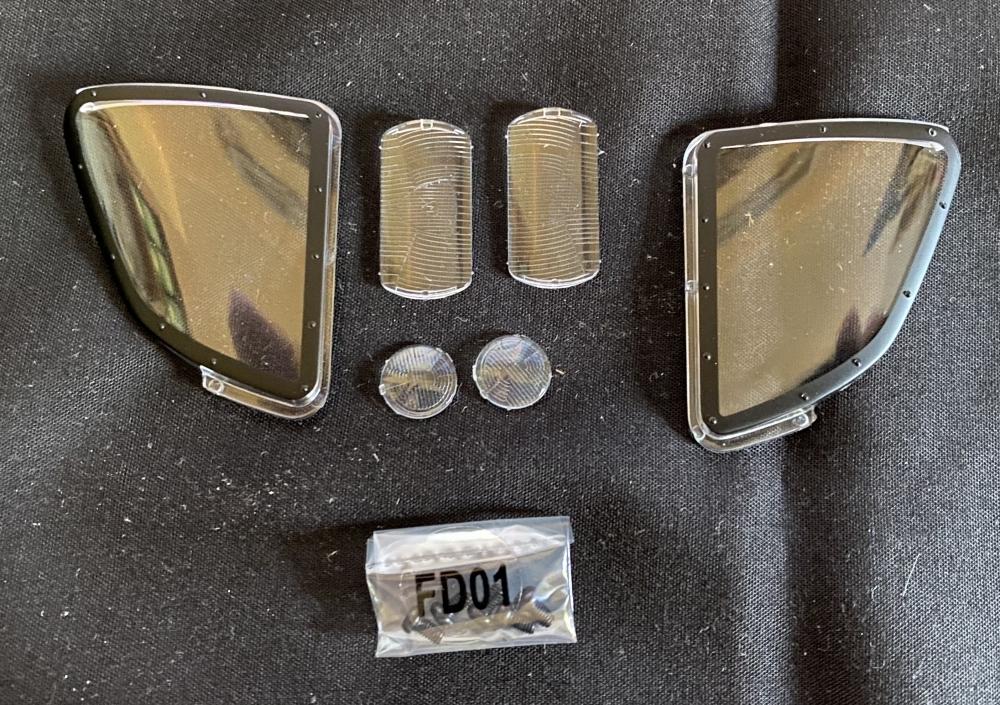 Ford GT / DeAgostini, 1:8 - Seite 2 05610