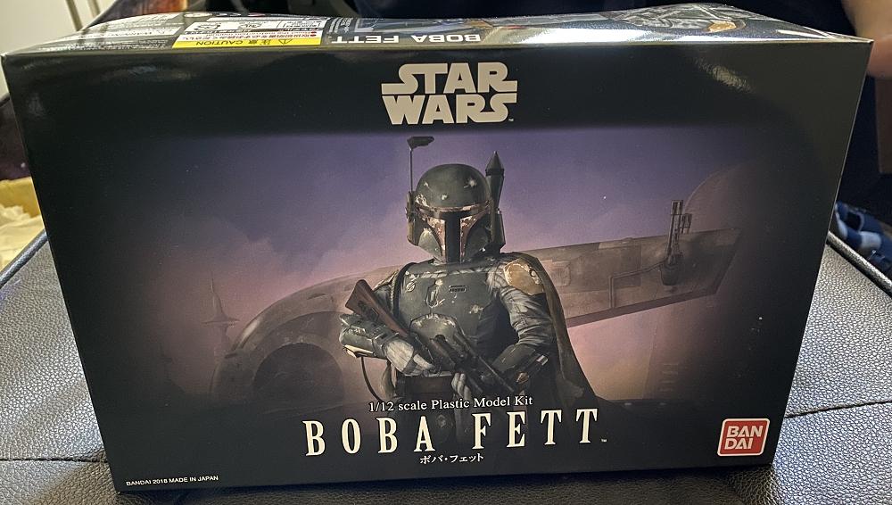 Boba Fett Bandai 1:12 (2018) Boba111