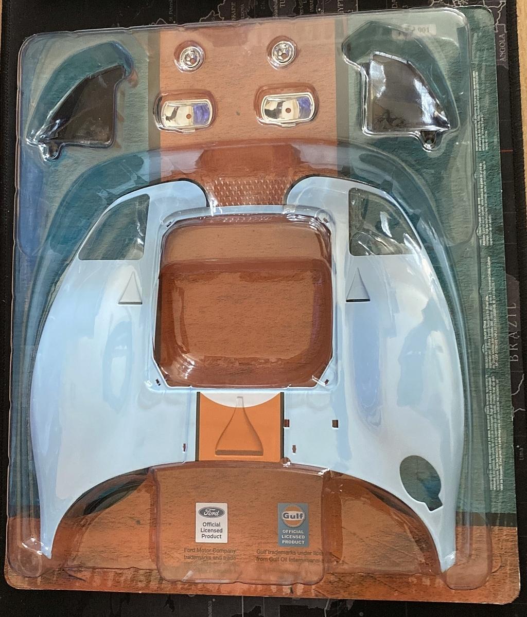 Ford GT / DeAgostini, 1:8 Gt0110