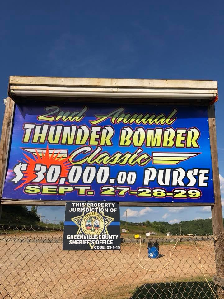 Pre-entry for Thunder Bomber Classic 37843710