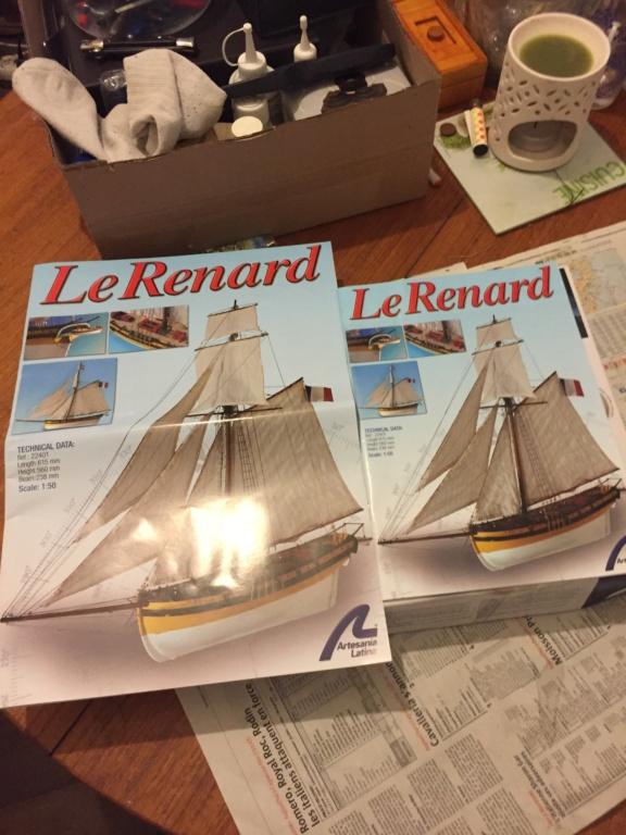 Le Renard 1:50 de chez Artesania Latina Img_0427